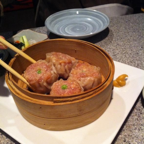 Pork Shumai @ Hana Japanese Restaurant