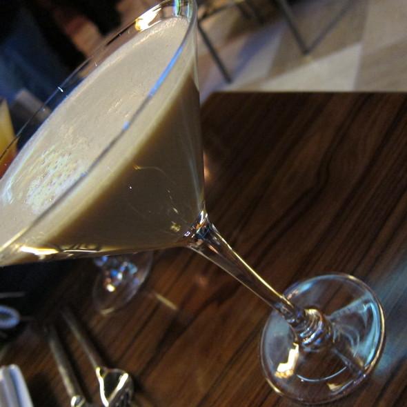 Caramel Macchiato Martini @ Fleur By Hubert Keller