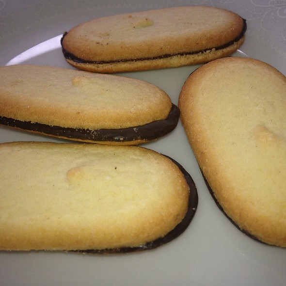 Milano Cookies @ Home