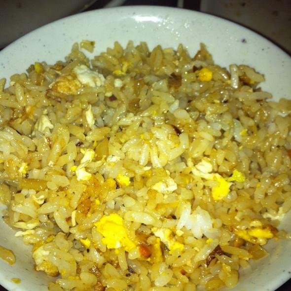 Garlic Fried Rice @ Tanaka of Tokyo West