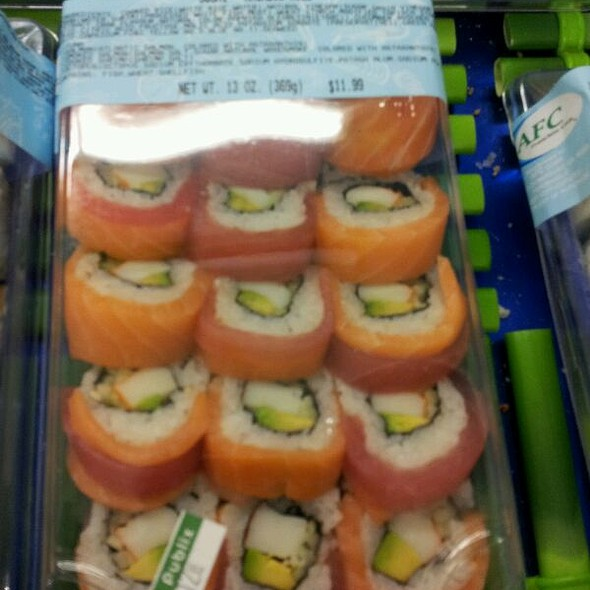 Packaged Sushi Maki Of The Week