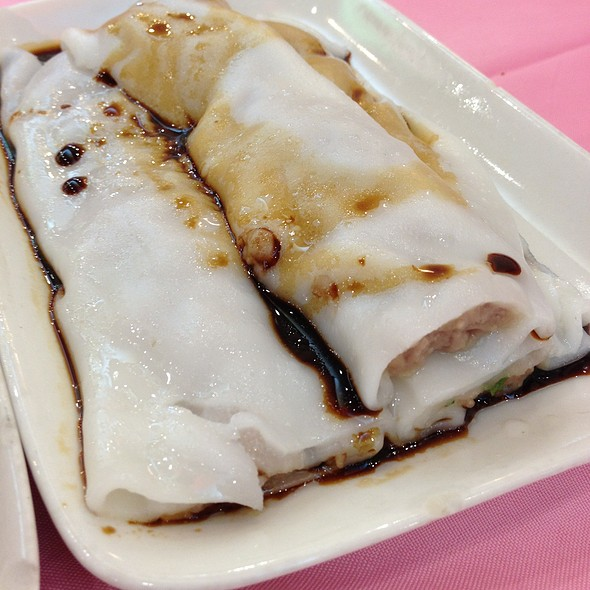Beef Rice Noodle Roll @ Happy Seafood Restaurant Inc