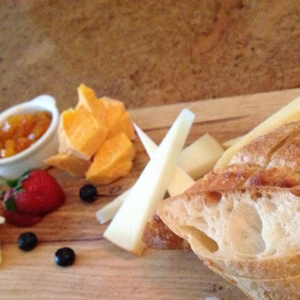 Cheese Board @ Odd Duck