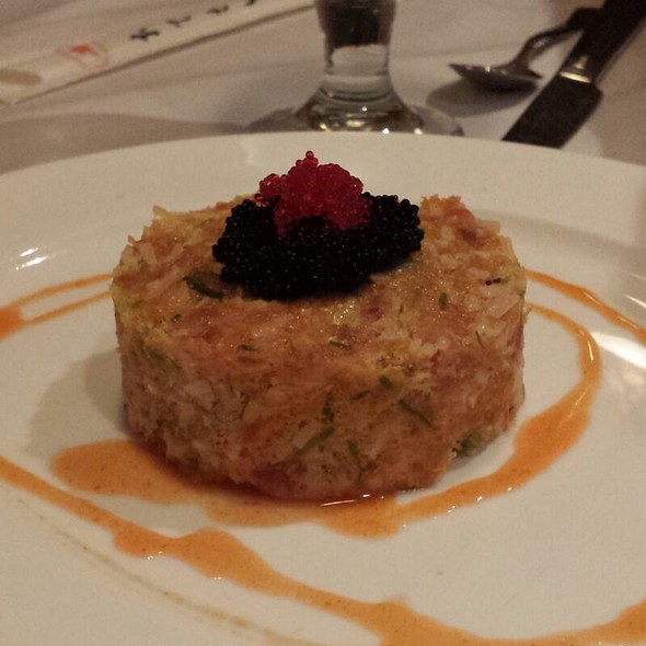 Tuna Tartare @ Elena Wu Restaurant & Sushi Bar