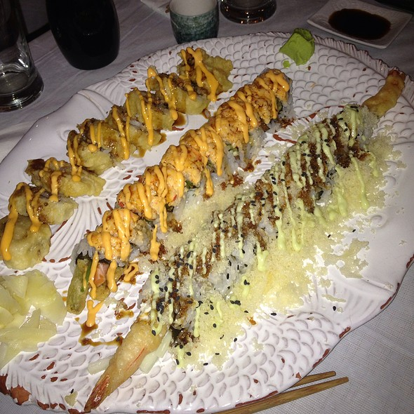Assortment Of Rolls And Sushi - Yuki Hana, Chicago, IL