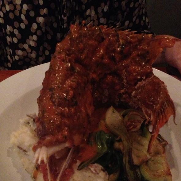 Fried Whole Hogfish