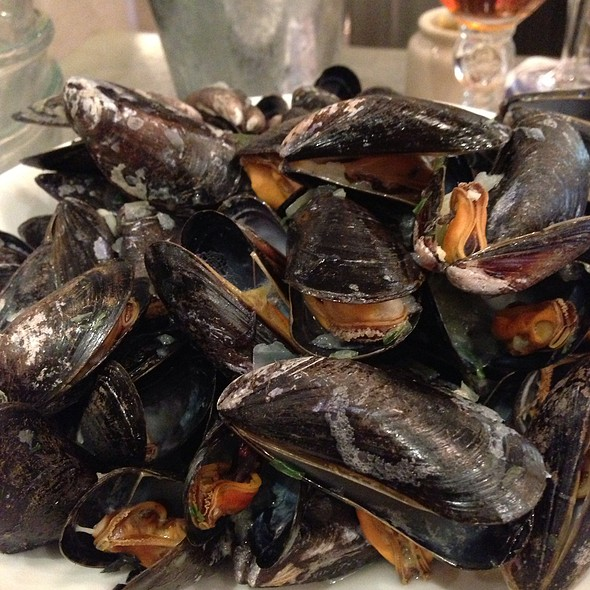 Mussels Trappiste @ Au Trappiste