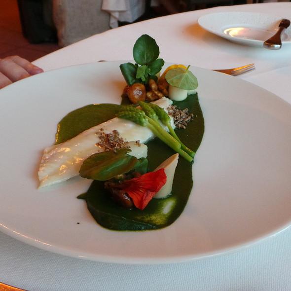 Sole, Mushrooms, Waterkress @ Buddenbrooks
