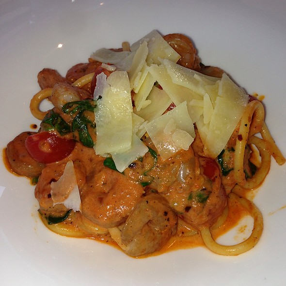 Pasta With Shrimp - Vela, San Diego, CA