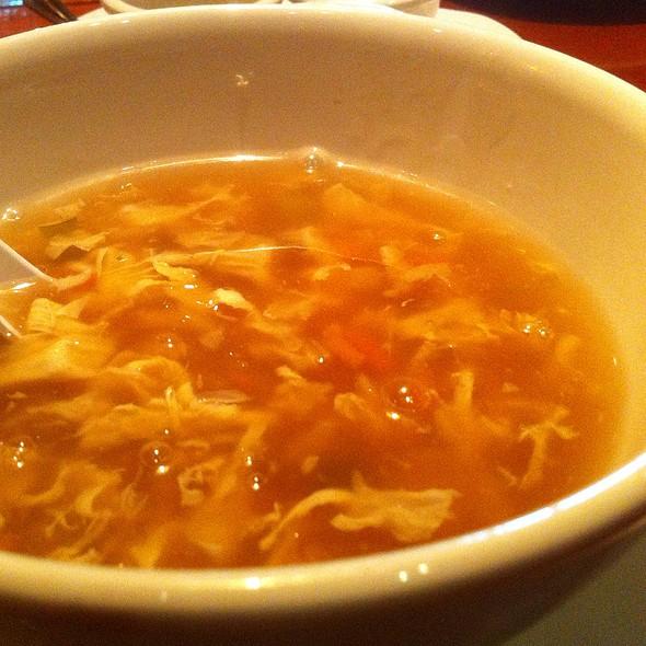 Egg Drop Soup @ P.F. Chang's China Bistro