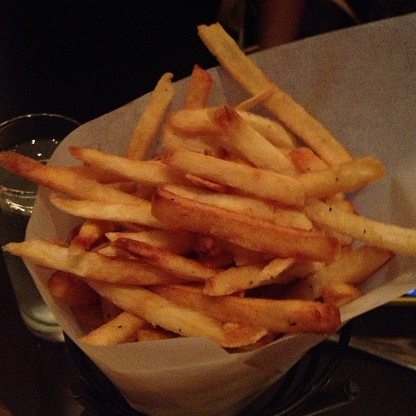 Truffle Fries - IBIS, New York, NY