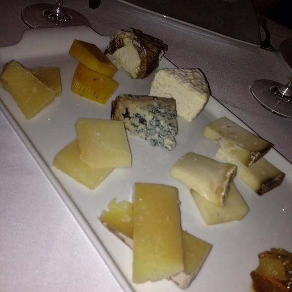 Cheese Cart - Acquerello, San Francisco, CA