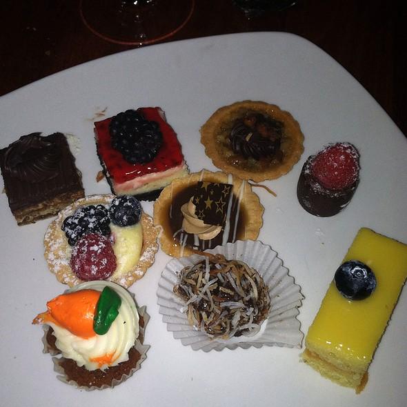 Chef's Dessert Assortment - Fahrenheit - Cleveland, Cleveland, OH
