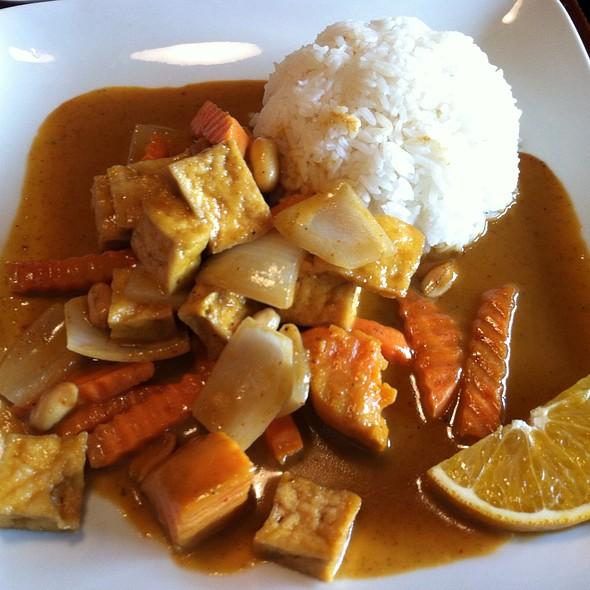 Massaman Tofu Curry  @ Charm Thai