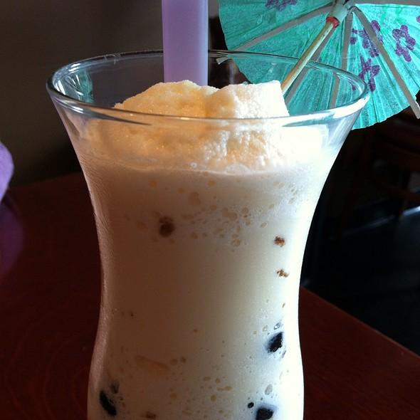 Mango Bubble Tea @ Charm Thai