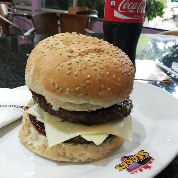 Spicy Beef Burger @ Steers