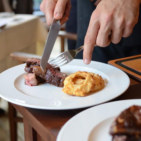 Steak - Trius Winery Restaurant, Niagara-on-the-Lake, ON