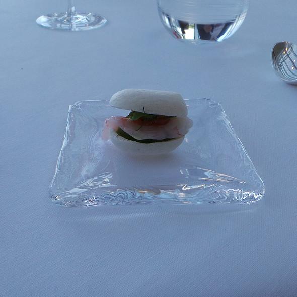 Travemünder Shrimpsbrötchen @ La Belle Epoque Restaurant