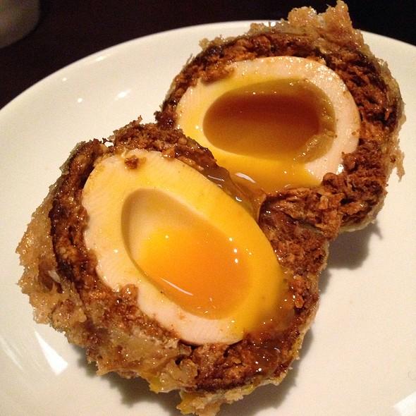 Scotch Egg - Empellon Cocina, New York, NY