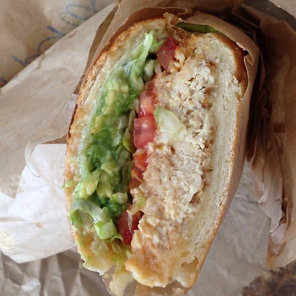 We're Just Friends Sandwich