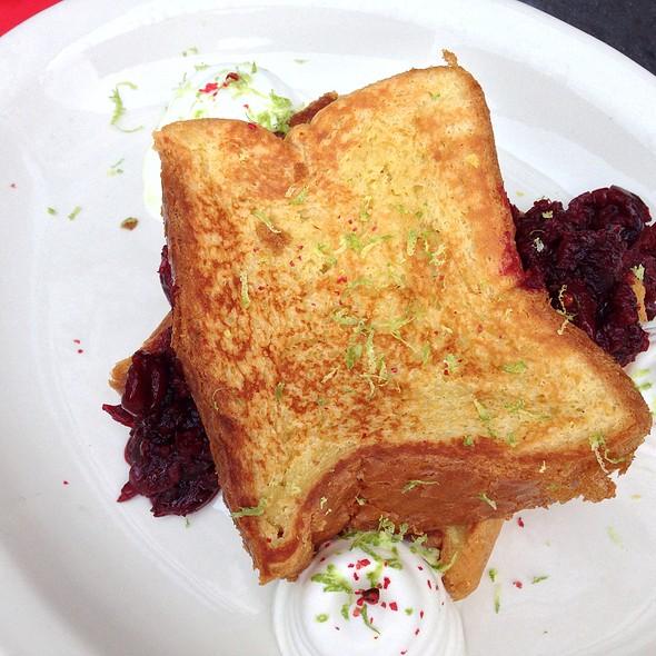 Malted Custard French Toast @ Jam
