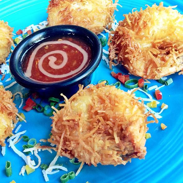 Coconut Shrimp @ Castaways Tini Tiki