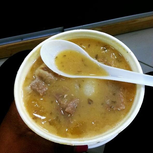 Beef Soup @ Ceasars