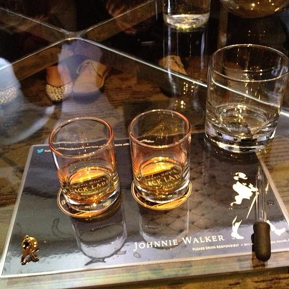 Johnnie Walker Black Label Blended Scotch Whiskey  @ Fort Mason, San Francisco, CA