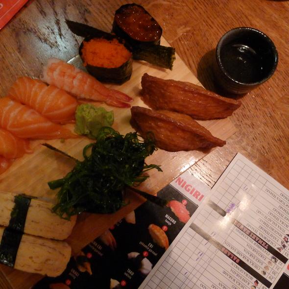 Sushi @ Shabu Shabu