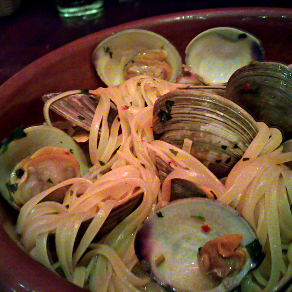 Linguini and Clams