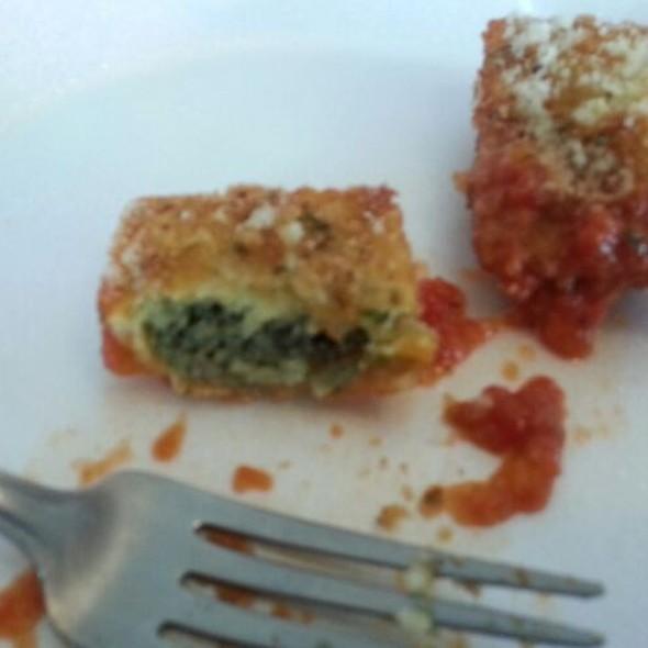 Toasted Ravioli @ Station Pizzeria