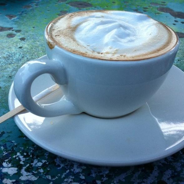 Cappucino @ Pannikin Coffee & Tea