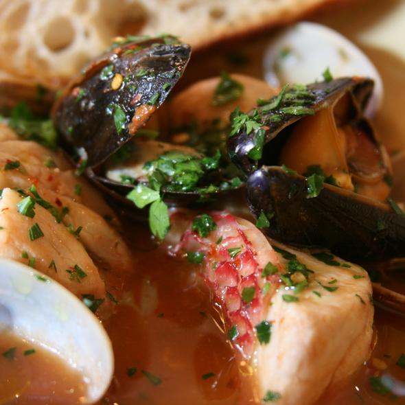 Zuppa Di Mare (Seafood Soup) @ Cotogna