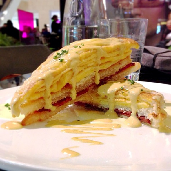 One of our favorites from the upcoming breakfast menu @poshcafe @ Posh cafe