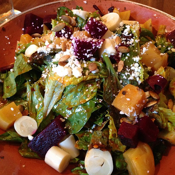 Salade de Betteraves (beet salad)  - Meso Maya - Downtown Dallas, Dallas, TX