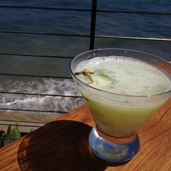 Cucumber Martini @ Nobu