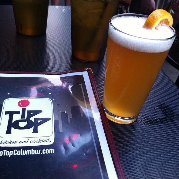 Tip Top Kitchen & Cocktails Menu - Columbus, OH - Foodspotting