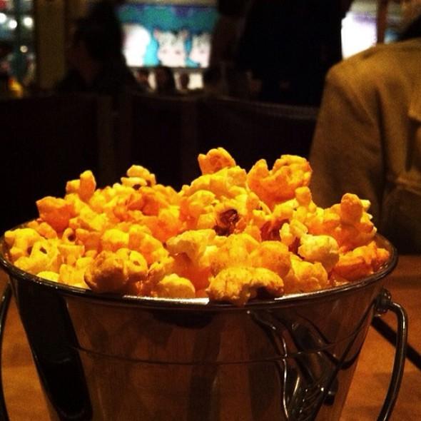 Smoked Cheddar Popcorn - Holsteins - The Cosmopolitan of Las Vegas, Las Vegas, NV