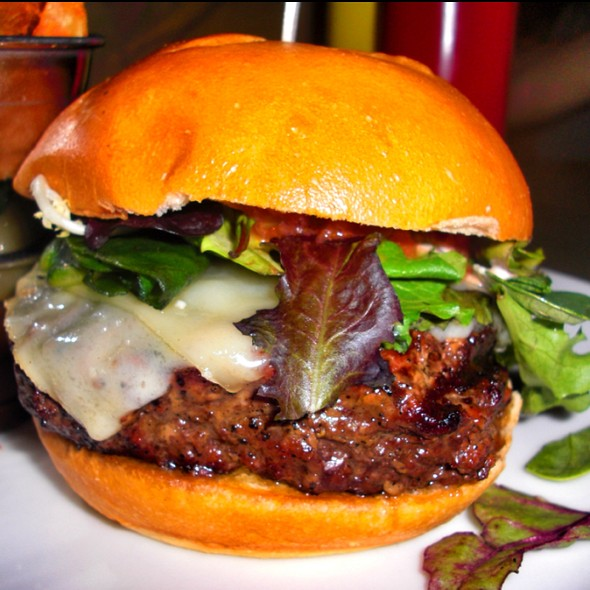The Steakhouse Burger. - Holsteins - The Cosmopolitan of Las Vegas, Las Vegas, NV
