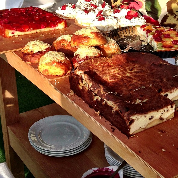 Dessert Trolley @ U Kucharzy Sopot