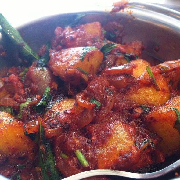 Devil Potatoes @ Savaranaa Bhavan