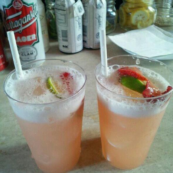 Pisco Shrubb Cocktail  - Grand Bar & Lounge at Soho Grand Hotel, New York, NY