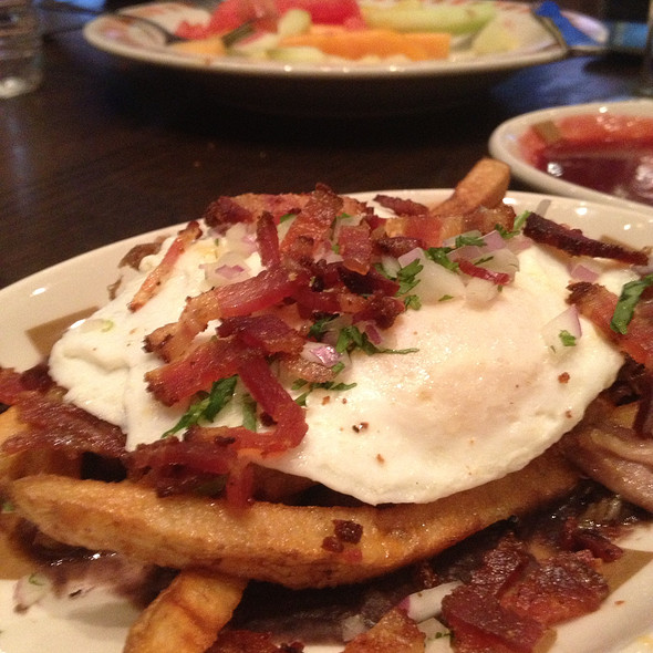 Breakfast Fries - Border Grill – Mandalay Bay, Las Vegas, NV