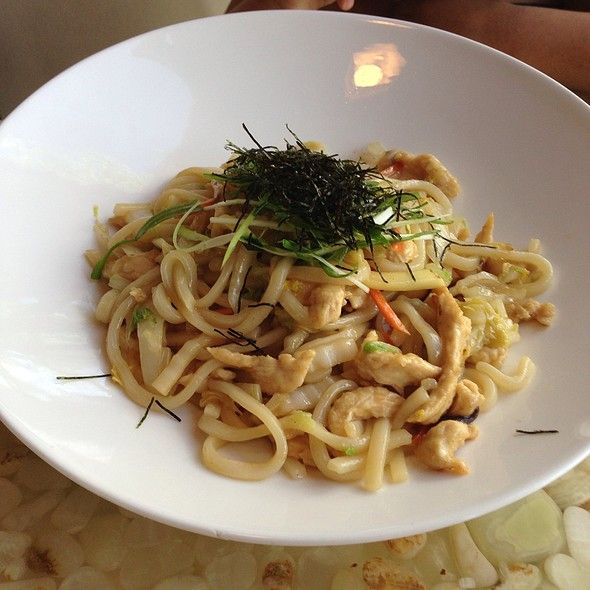 Chicken Udon - Raku, Edina, MN