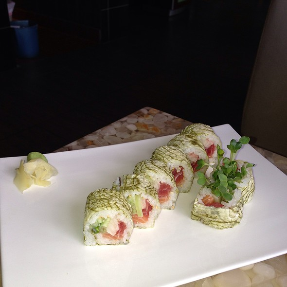 Three Of A Kind Sushi Roll - Raku, Edina, MN