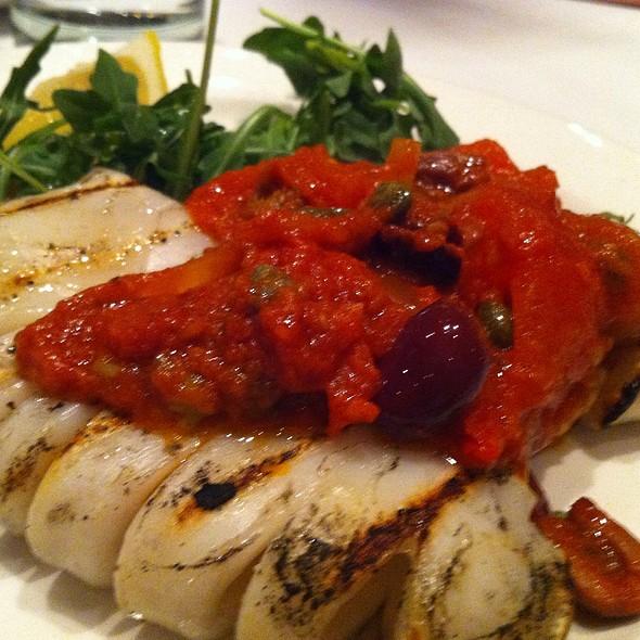 Grilled Calamari @ Il Fornello, Bayview Village