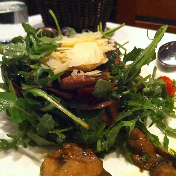 Mushroom Arugula Salad @ Il Fornello, Bayview Village