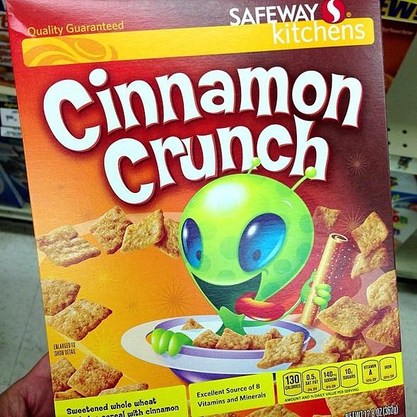 Cereal @ Safeway