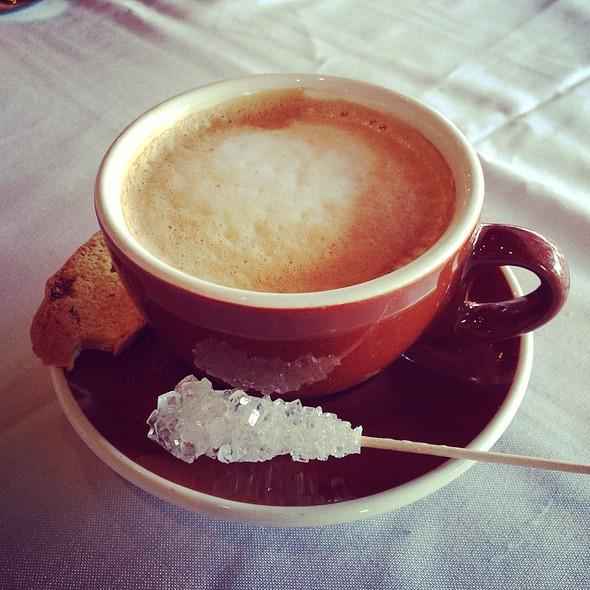 Cafe Latte - Caffe Luna Rosa, Delray Beach, FL
