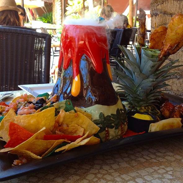 Mixed Appetizer Platter @ Kahunaville Island Restaurant & Party Bar